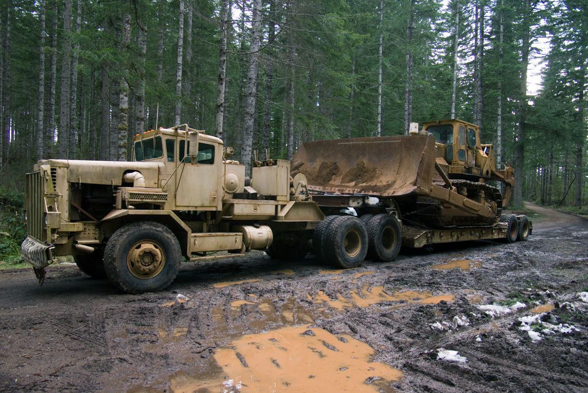 Used oshkosh p-2526-1 4x4 snow plow truck in sioux falls ...