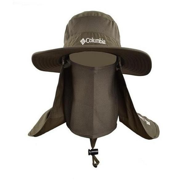 Get your wide brim bucket hat with UV Protective sun veil. Great for all  types of weather. This hat can be worn casually and especially when you and  your ... 26dbc182cf0
