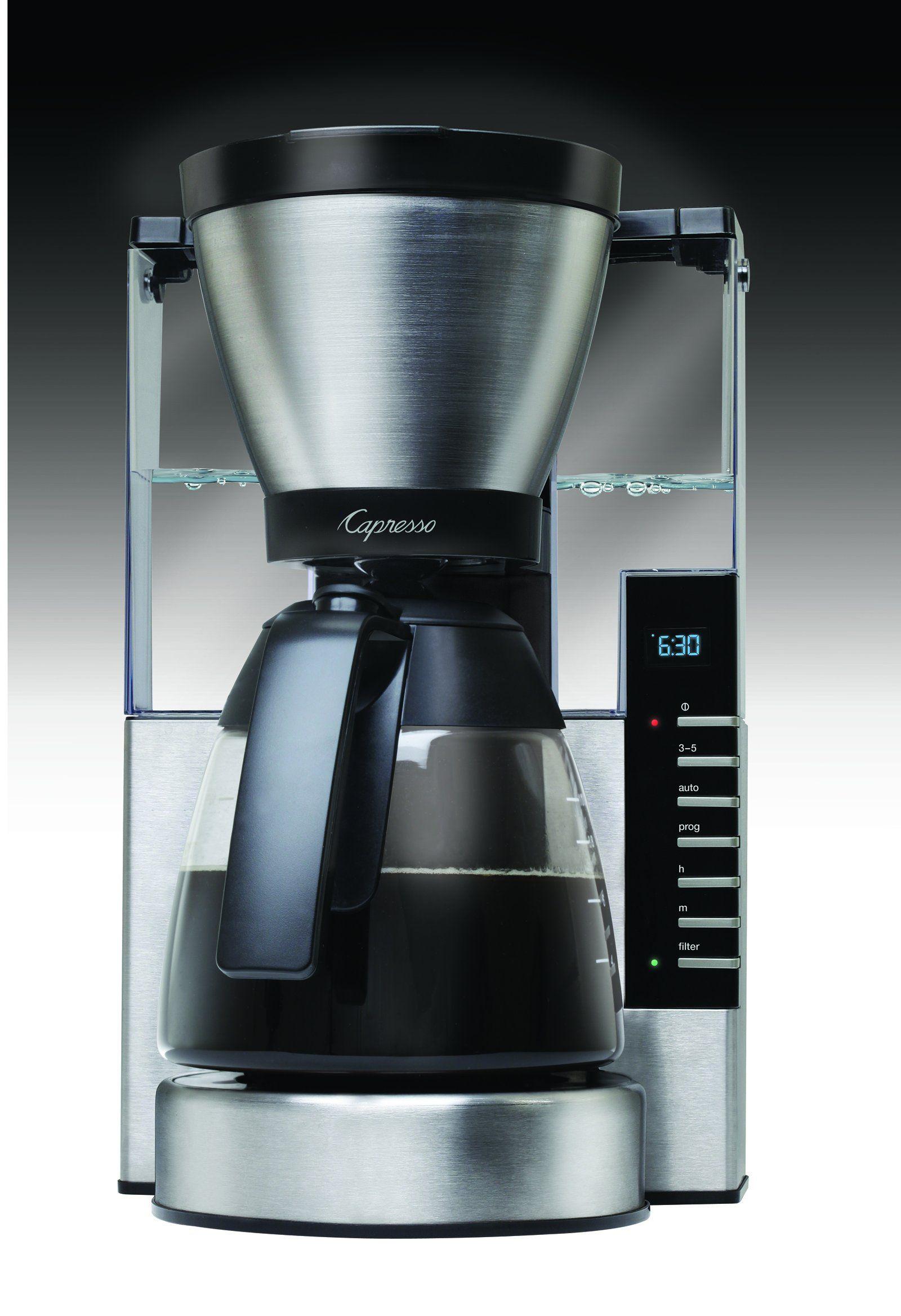 Capresso 497.05 MG900 10 cup Rapid Brew Coffeemaker