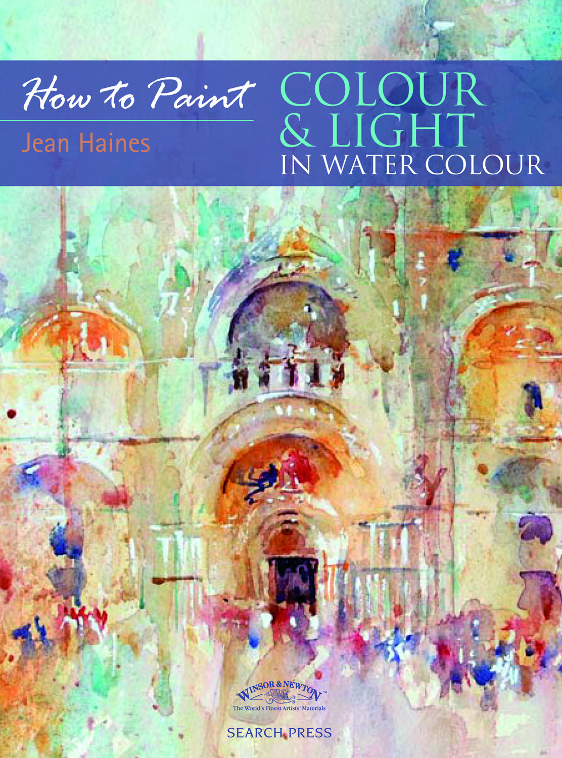 Watercolor books by search press -  Atmospheric Watercolours An Internationally Best Selling Book Showing Techniques On A Variety Of Subjects