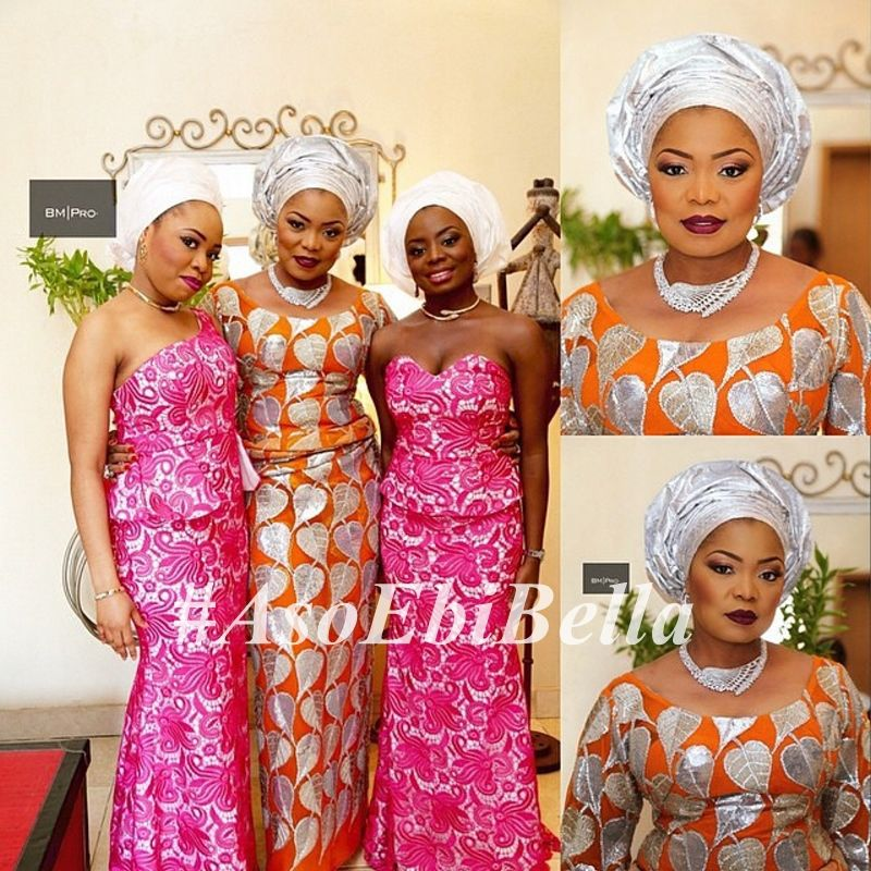 mother & daughters makeup by @banksbmpro | African Fashion | Pinterest