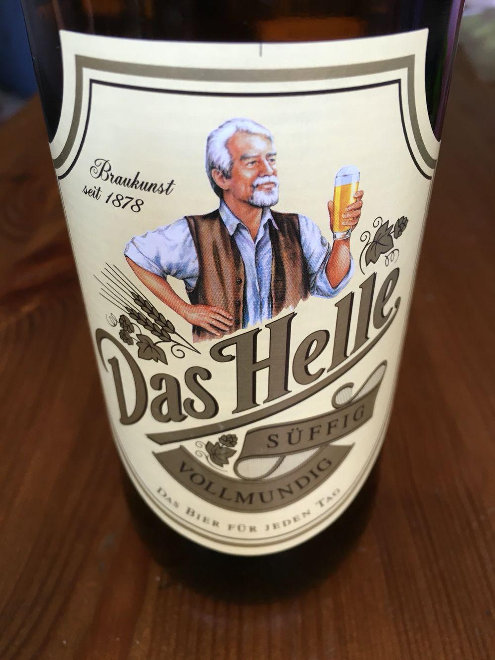 Jeden Tag Bier