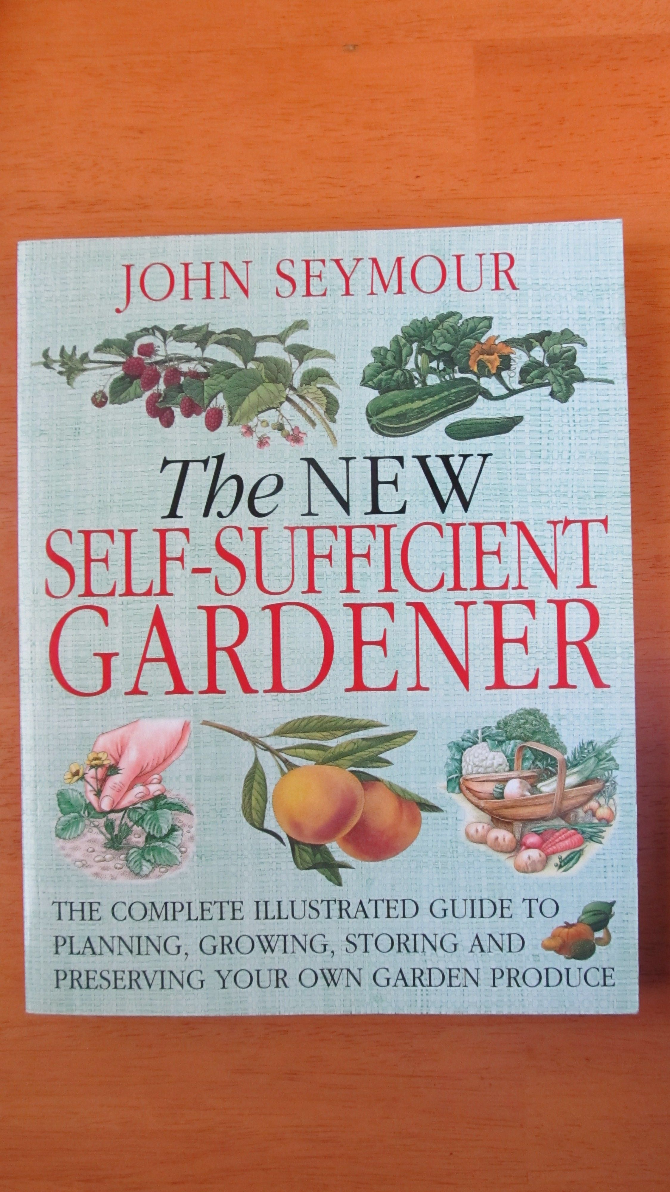 0af1ce75aca51cbbe462211ffa5d9621 - The New Self Sufficient Gardener John Seymour