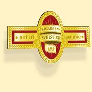 """da bin ich doch glatt einer der 218 Zigarrenmeister 2014 geworden...   Danke an """"art of smoke"""" für diese Aktion!"""