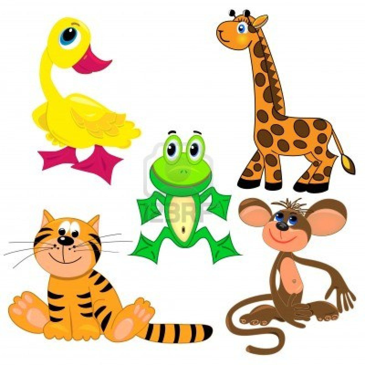zoo animals clipart Free Large Images Askartelu