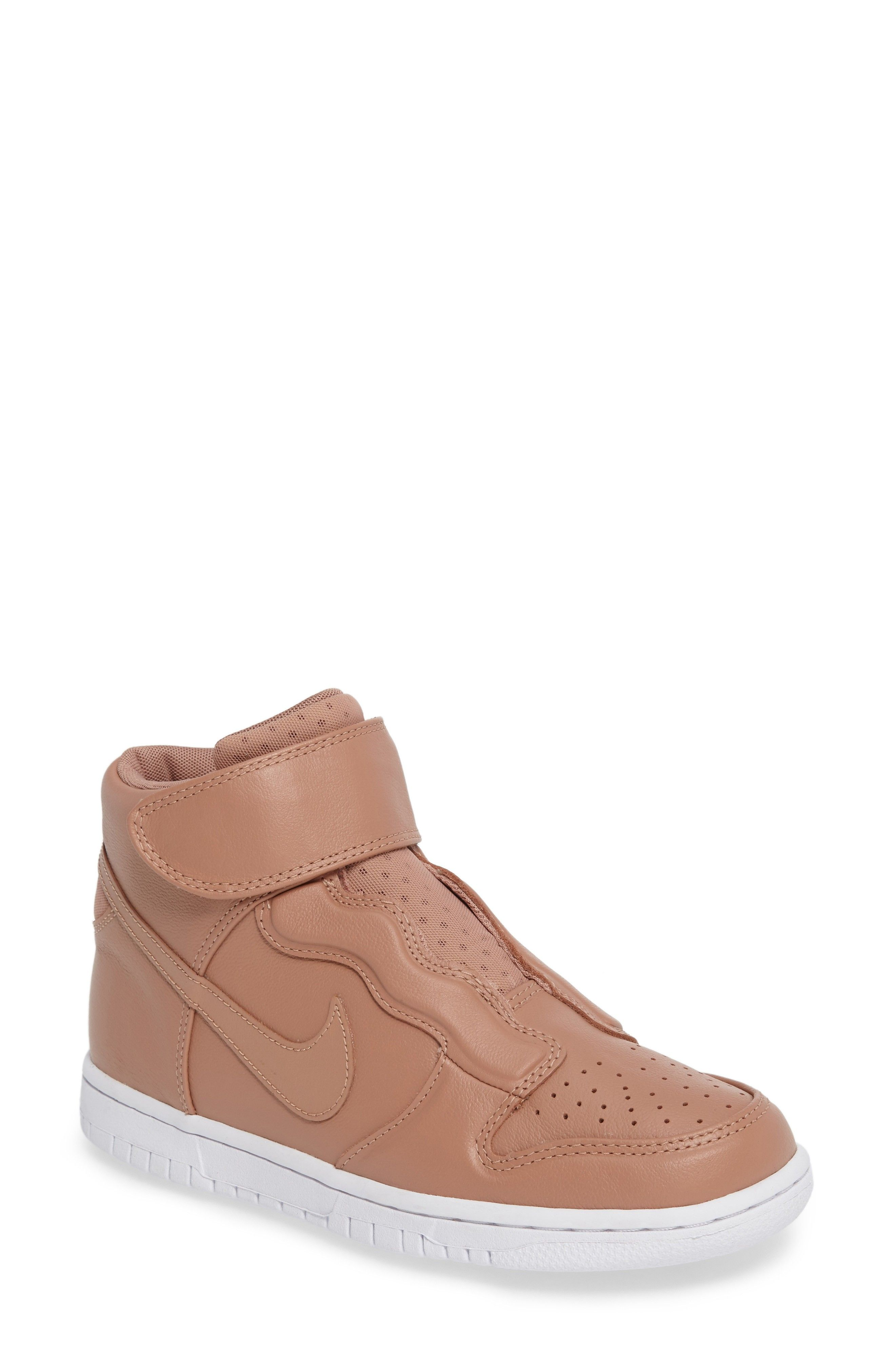NIKE   Dunk Hi Ease Sneaker #Shoes #Sneaker #NIKE · Women's ...