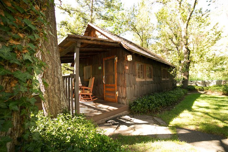 Cabin 4 Garland S Oak Creek Lodge Cabin Oak Creek Lodge