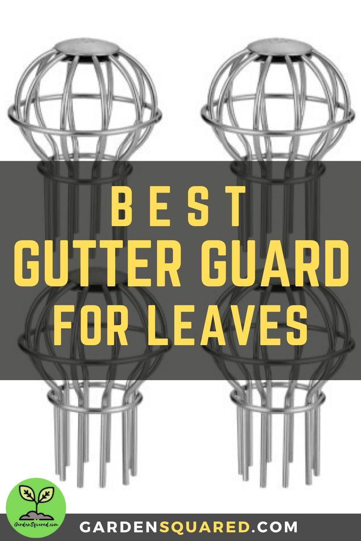 Best gutter guard for leaves in 2020 gutter guard