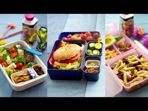 أفكار سريعة وسهلة لفطور الدوام مدرسة جامعة بالتعاون مع Matbakh Bassoum شيوكا Youtube Organic Recipes Healthy Food Healthy Breakfast Recipes