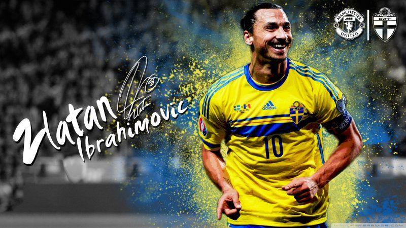 خلفيات زلاتان إبراهيموفيتش بقميص منتخب السويد Mens Tshirts Zlatan Ibrahimovic Mens Tops