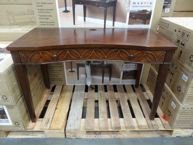 Martin Home Furnishings Ashland Writing Desk Costco