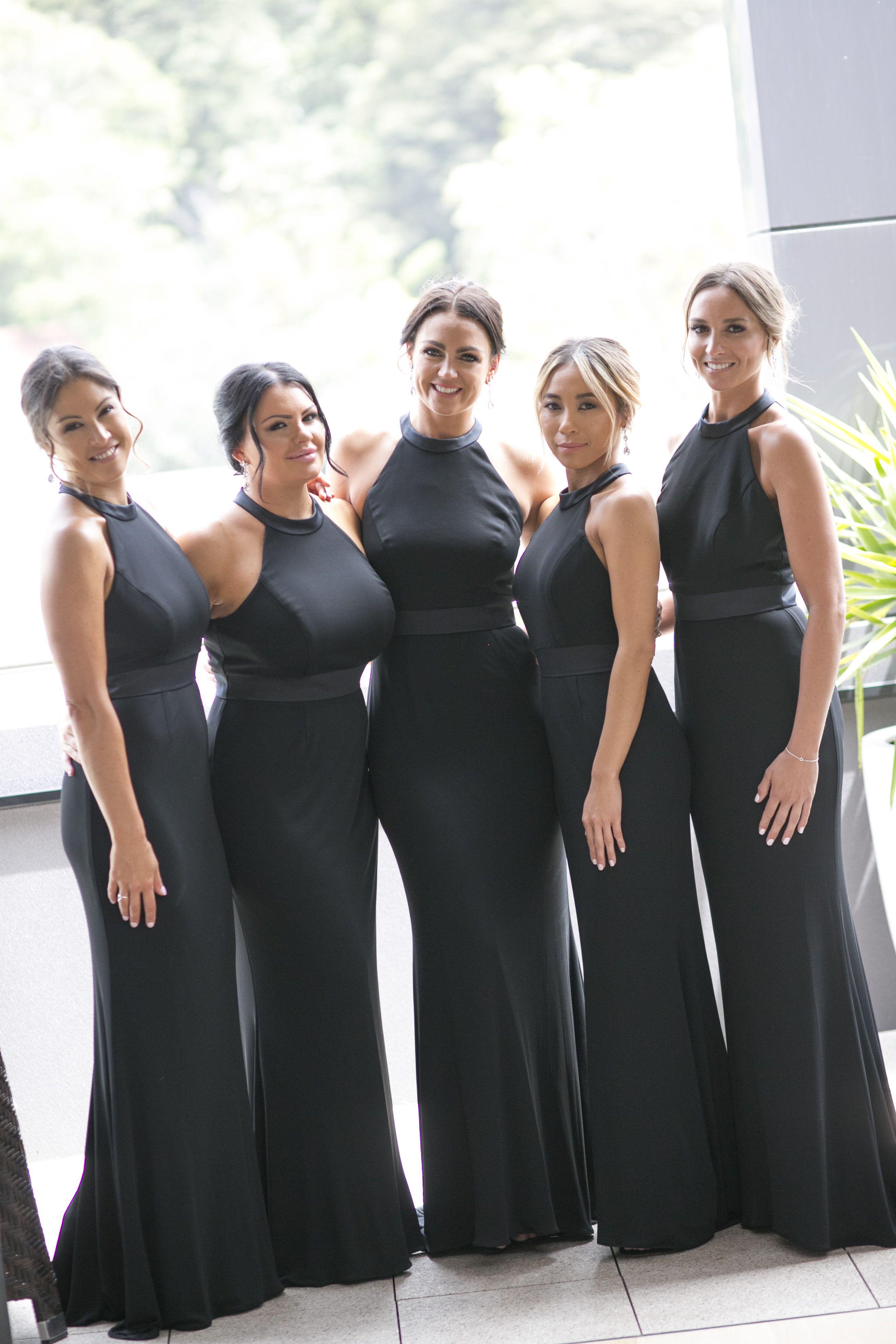 Who said Bridesmaids canu0027t wear black Who