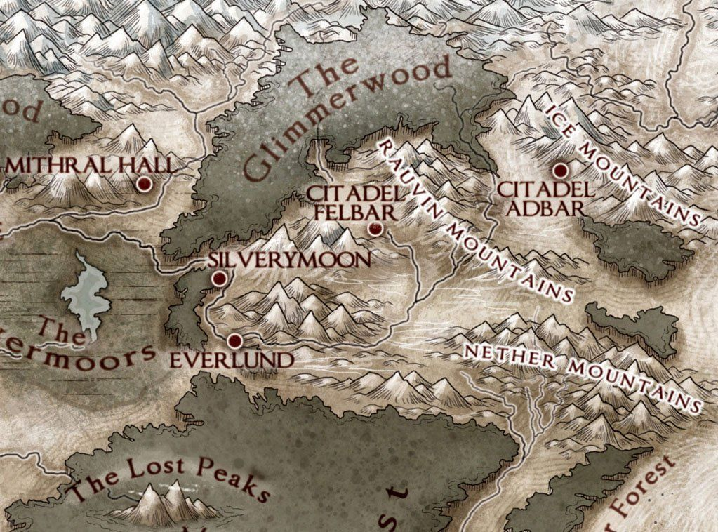 Image of The Sword Coast A campaign