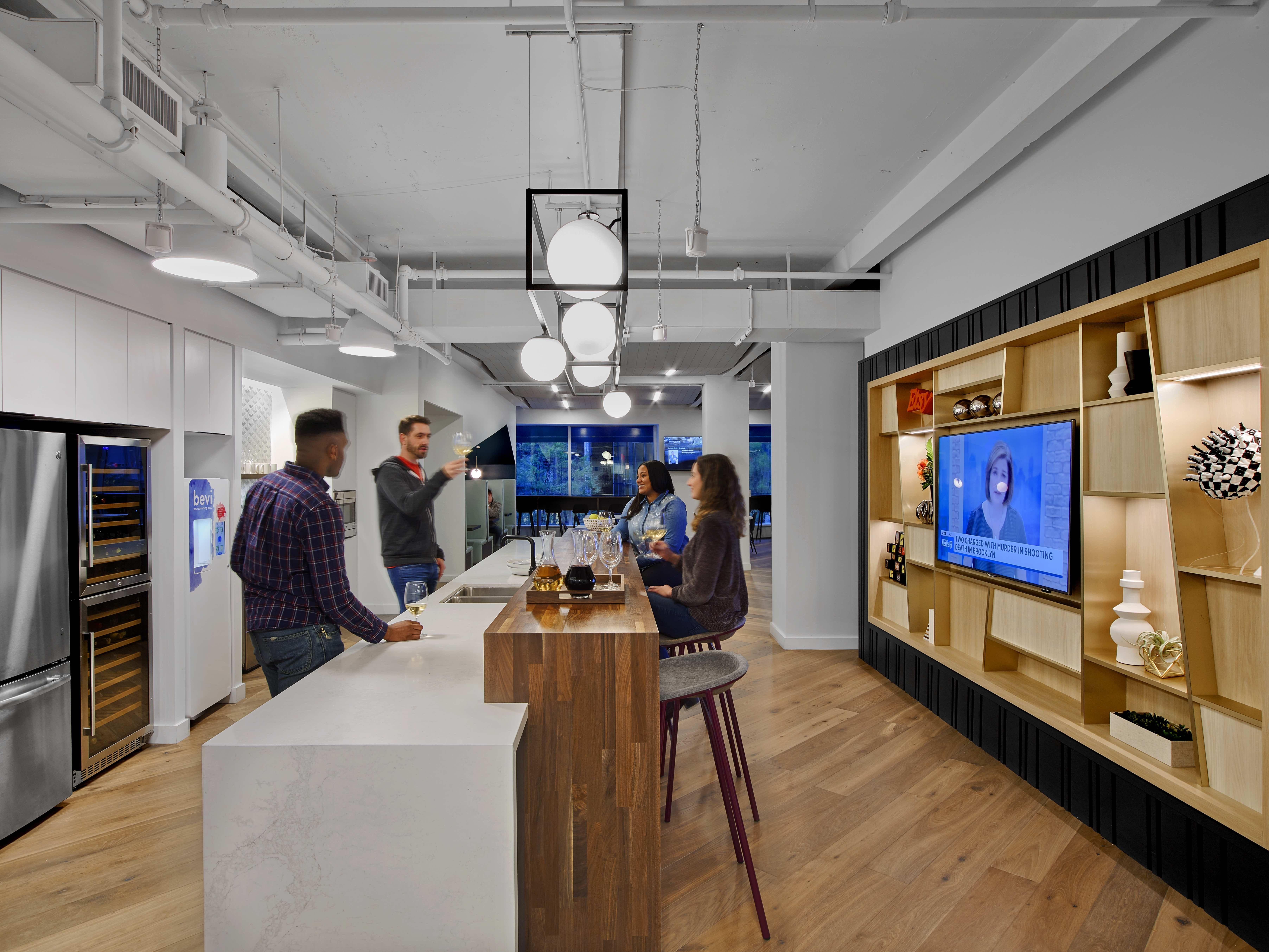 fennie mehl architects office interiors financial services rh pinterest com