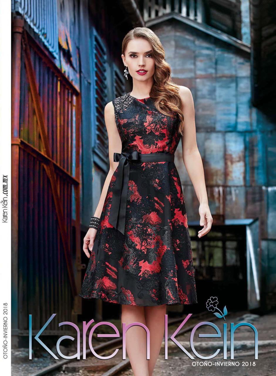 Catálogo Karen Kein En 2019 Vestidos De Fiesta Estilo Y