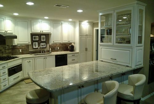 Remodeled Kitchen With Images Remodel Home Remodeling Home