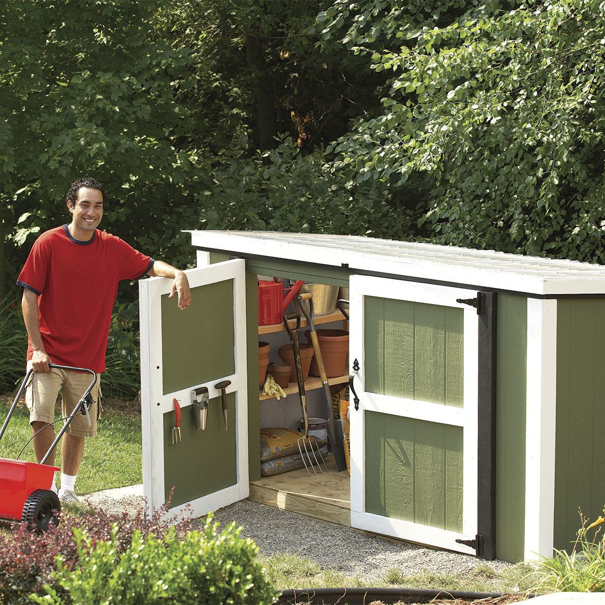DIY Storage Locker Easy Solutions for Everyday