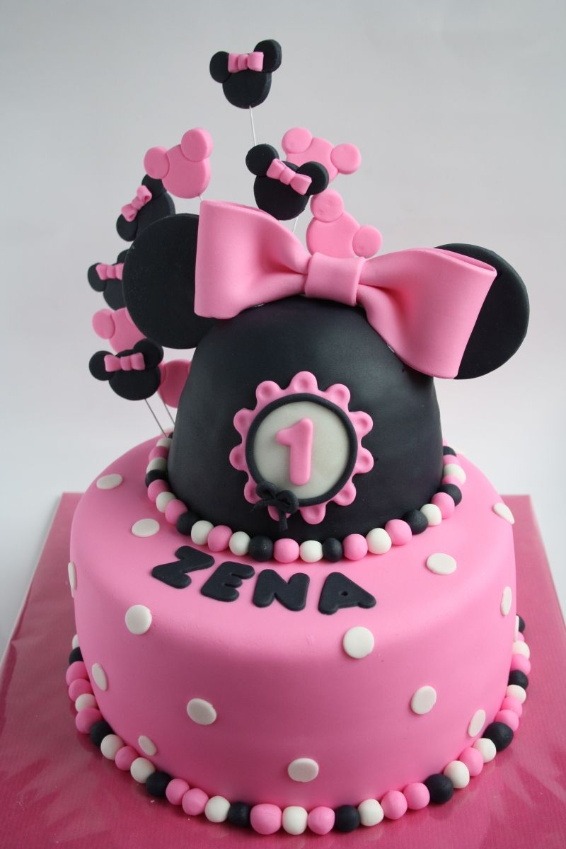Pink And Black Minnie Mouse Decorations Pink Black Minnie Mouse Party Ideas Plus I Have Tons Of Minnie