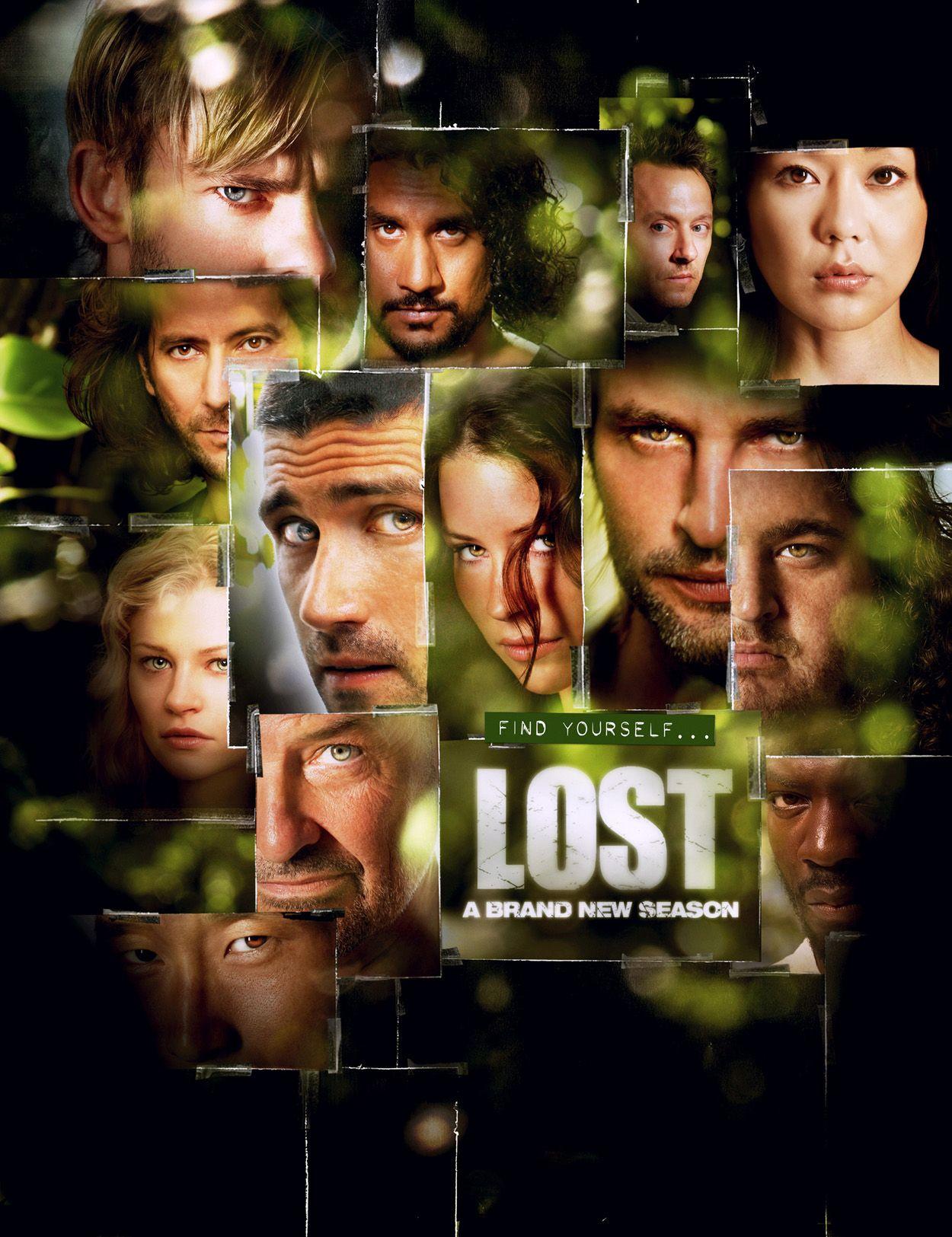 LOST Temporada 2 Completa FULL 1080p Latino MEGA - Identi | Lost ...