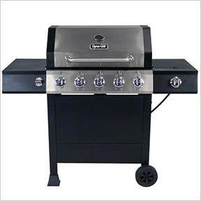 dyna glo 5 burner open cart lp gas grill dgf510sbp the home depot rh pinterest com