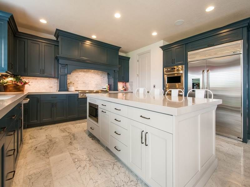 What color of cabinets would YOU choose