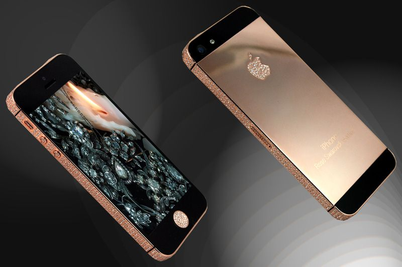 rose gold iphone 5s ambassador 18ct rose gold limited. Black Bedroom Furniture Sets. Home Design Ideas