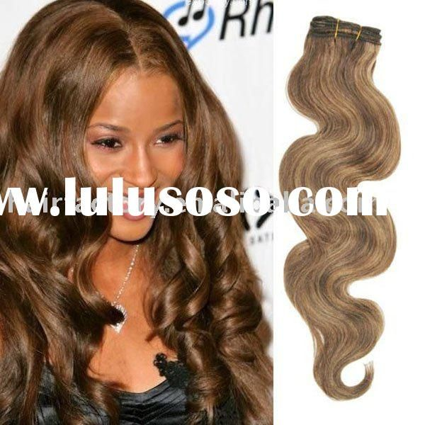Number 4 Hair Weave Indian Hair Weave Human Hair Extension With