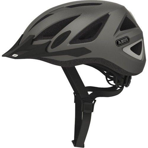 Prezzi e Sconti: #Abus 13000 7 casco bici asphalt grigio m  ad Euro 57.99 in #Abus #Bicicletta abbigliamento caschi