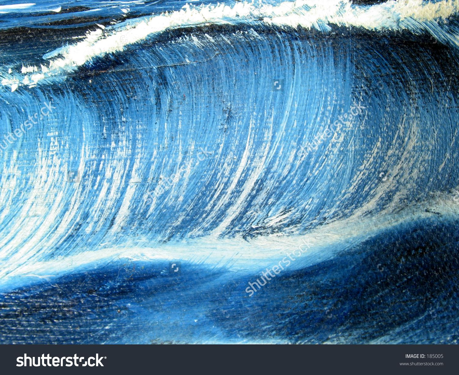 Ocean Wave Oil Painting Texture Stock Photo 185005 Shutterstock Oil Painting Texture Oil Painting Ocean Waves