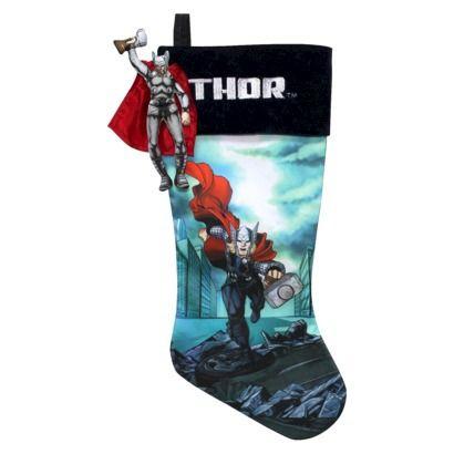 Marvel Thor Stocking.....MALIK