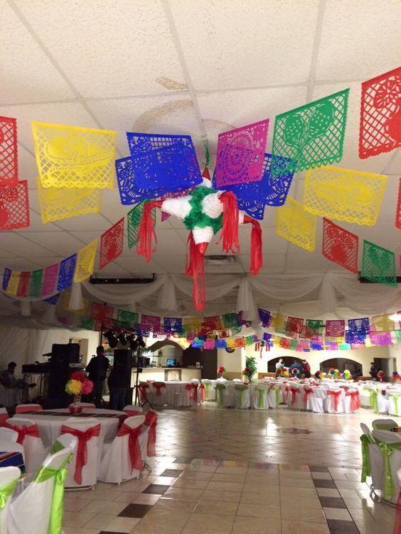 decoraci n a la mexicana my dream 15 in 2019 mexican rh pinterest com