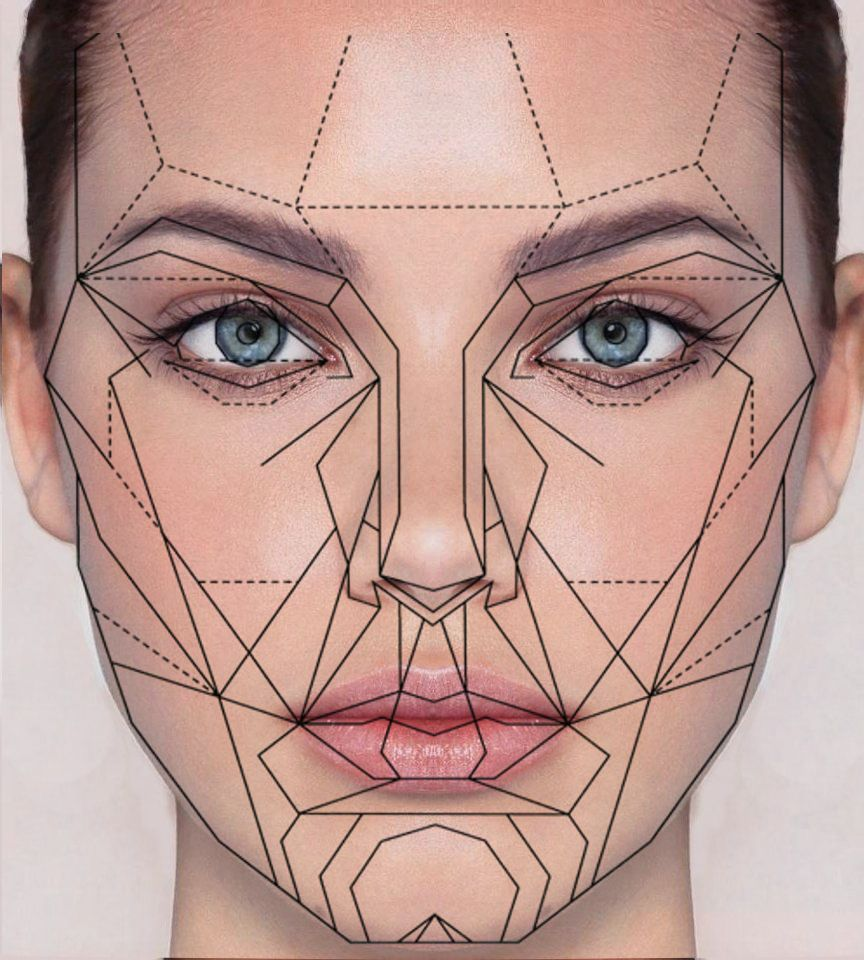 wife-calculate-facial-symmetry
