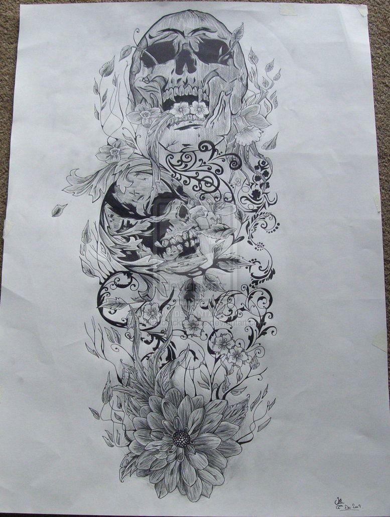 Spirit Skulls Tattoo Artists Skulls Drawing Tattoos Smoke Tattoo
