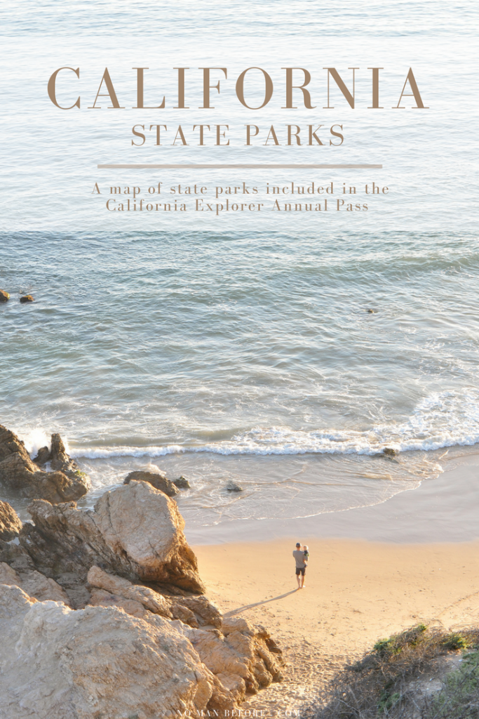 Road Route Map Usa%0A California State Parks Map   A Map to State Parks included in the  California Explorer Annual