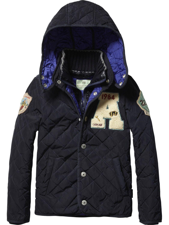 11daf87e7bdd Quilted Jacket