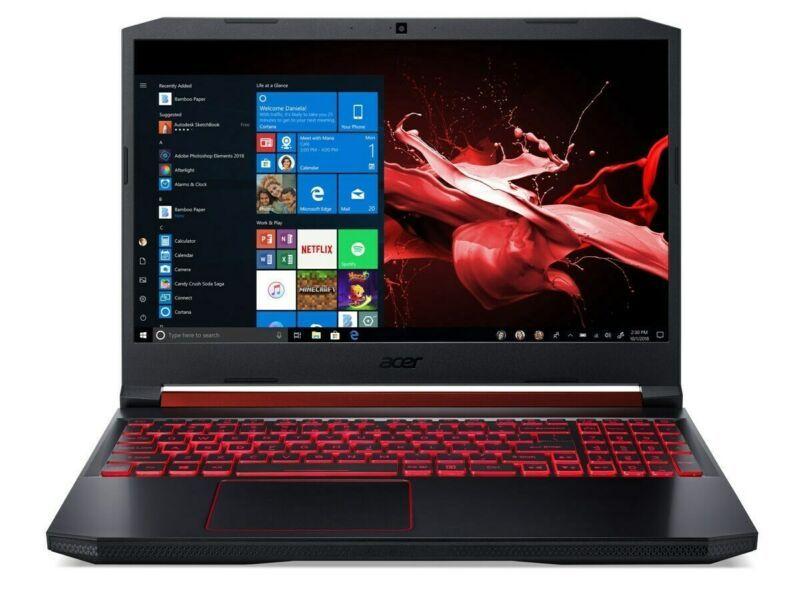 619 99 Acer Nitro 5 15 6 Laptop Intel I5 9300h 2 4ghz 8gb
