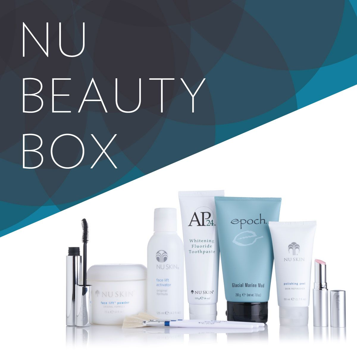 Nu Skin Products: Nu Skin's Beauty Box - Simply Amazing!