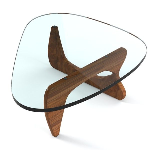 Isamu noguchi coffee table inspirational nature art and for Copie mobili design