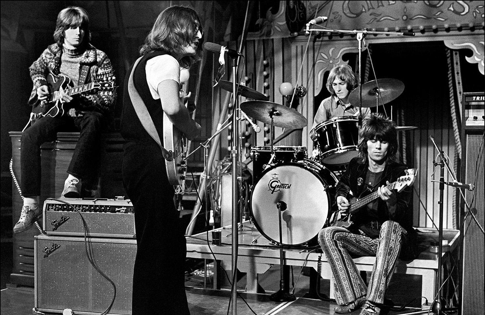 The Dirty Mac, Eric Clapton, J...
