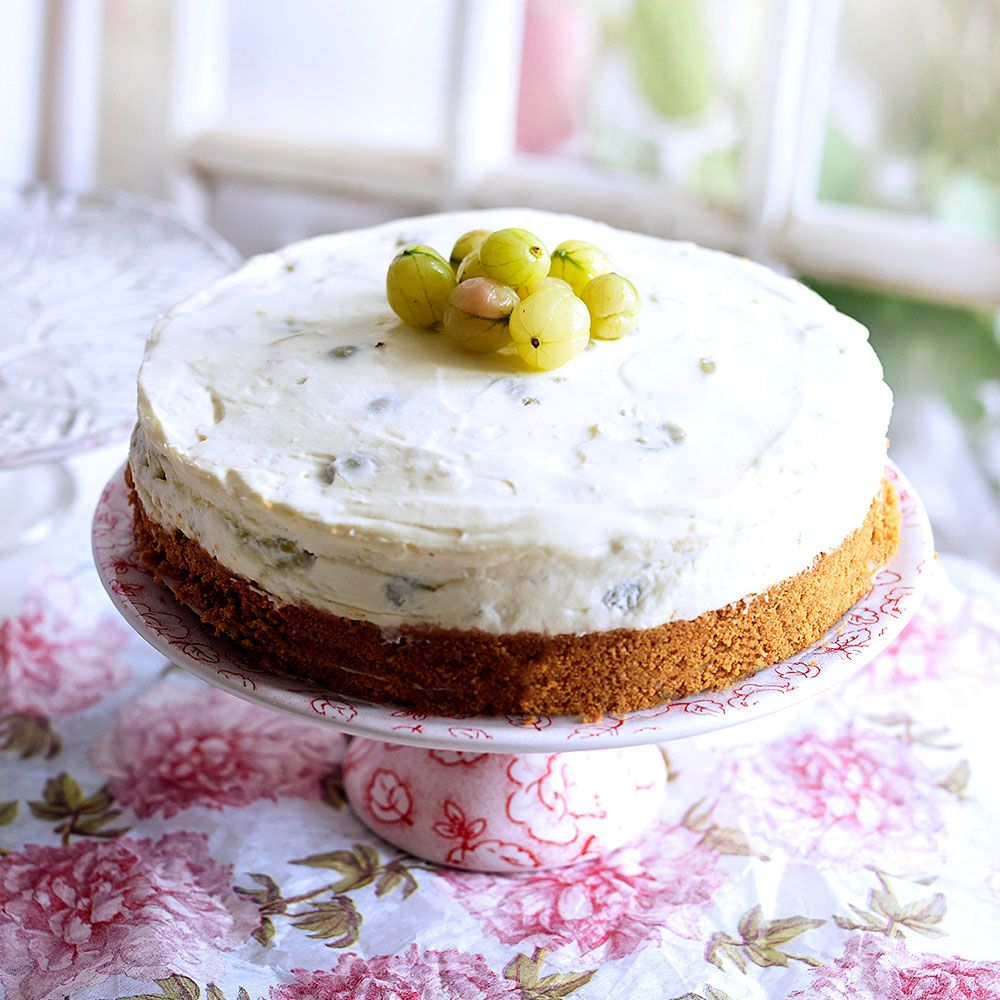 Gooseberry Cake Recipes