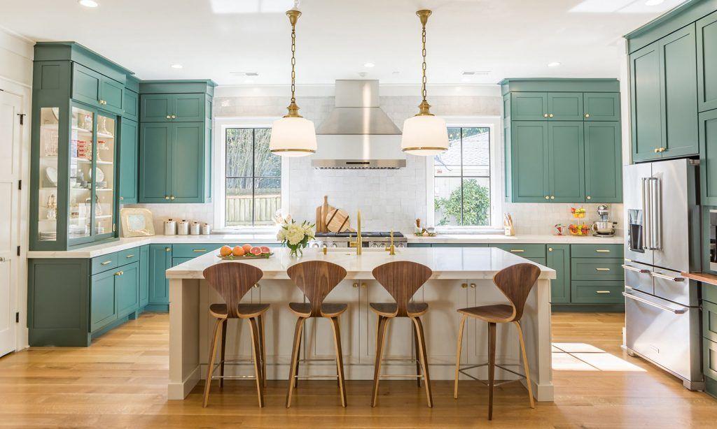 Lindsey Black Interiors Interior Design Memphis Tn Functional Beauty Through Design Kitchen Remodel Green Kitchen Cabinets Kitchen Design Color