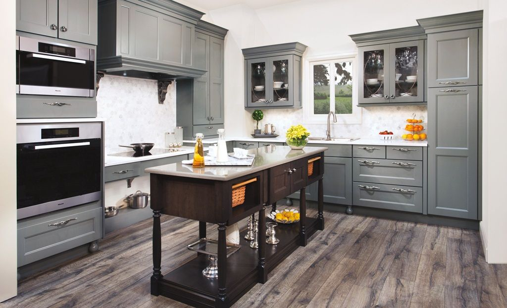 enhance your kitchen beauty with a timeless combination of red rh pinterest com