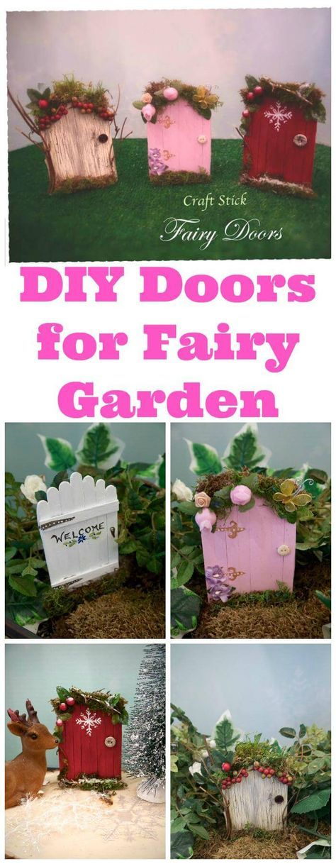 60 Best DIY Fairy Garden Ideas / Fairy Garden Houses #diygartenprojekte