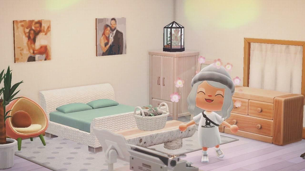Pin on animal crossing island design plans on Animal Crossing Bedroom Ideas New Horizons  id=87153