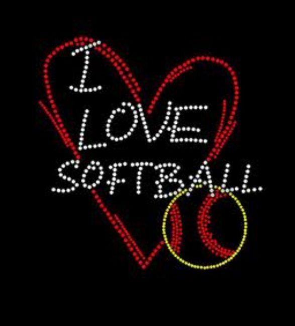 Softball Love!!!