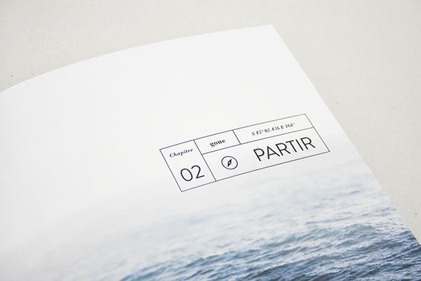 Gone is Patagonia Magazine // Editorial Design Served
