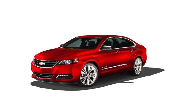 the all new 2014 impala chevrolet s flagship sedan will go on sale rh pinterest co uk