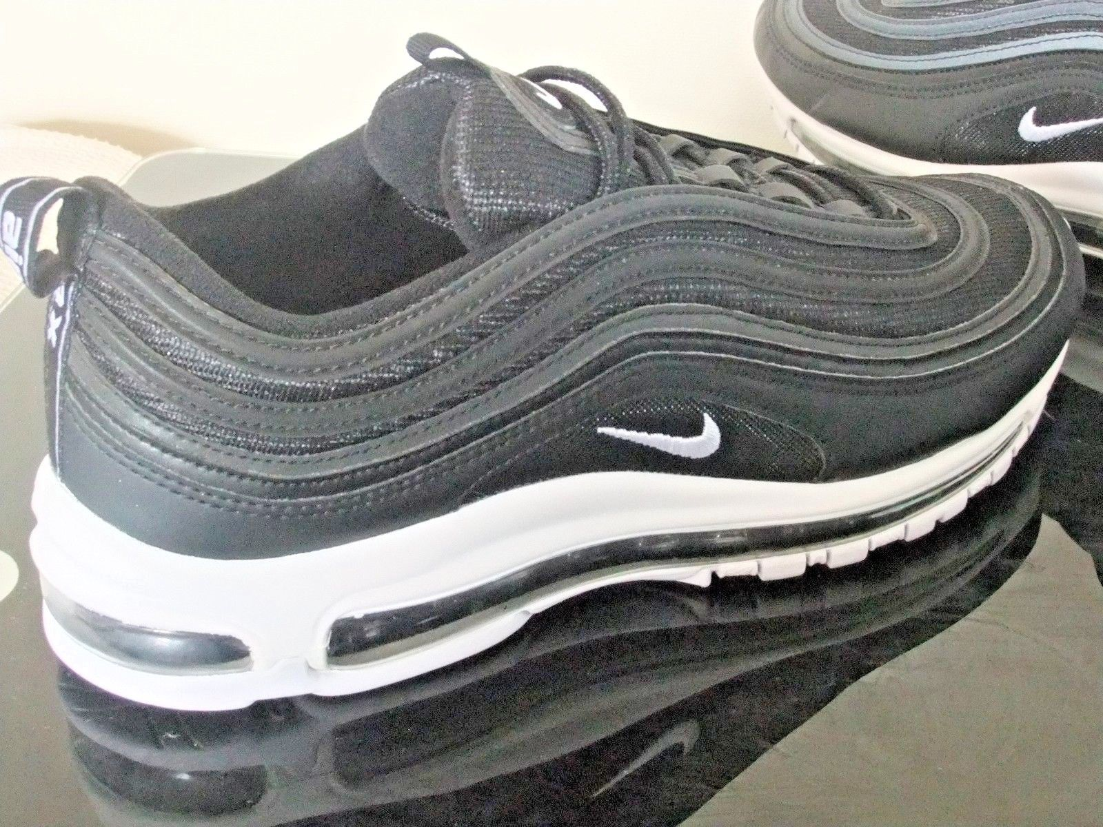 NIKE AIR MAX 97 MEN'S SHOES TRAINERS SIZE 10.5 921826 001