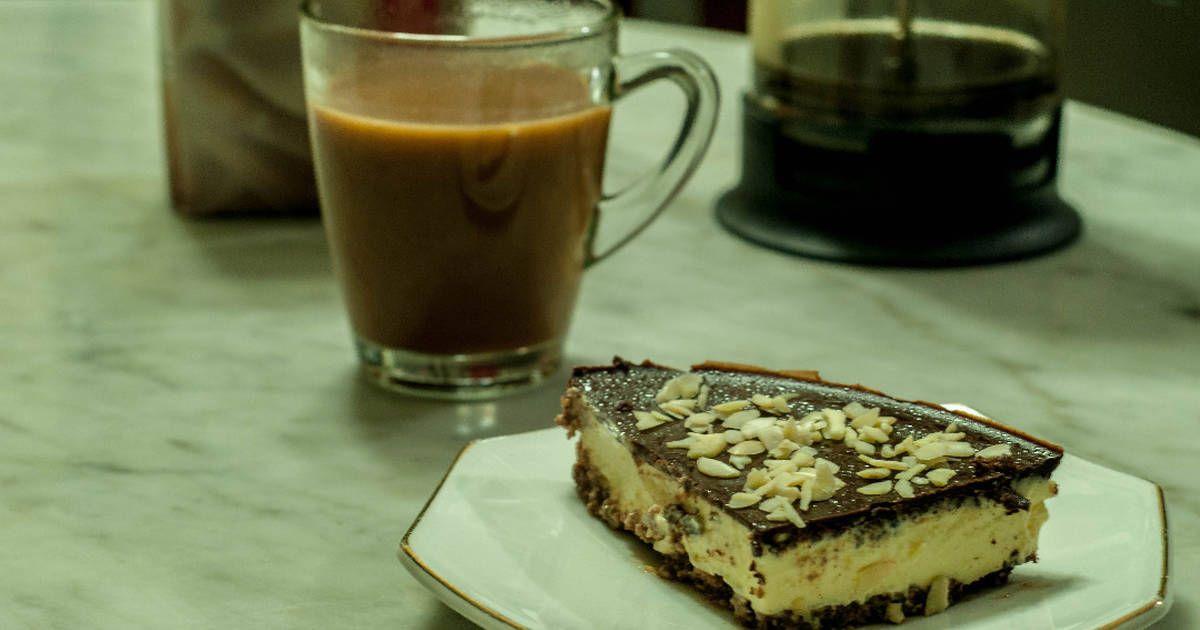 Resep New York Cheesecake Keto Friendly Oleh Ferry Alayn Resep Resep Keto Makanan Sour Cream