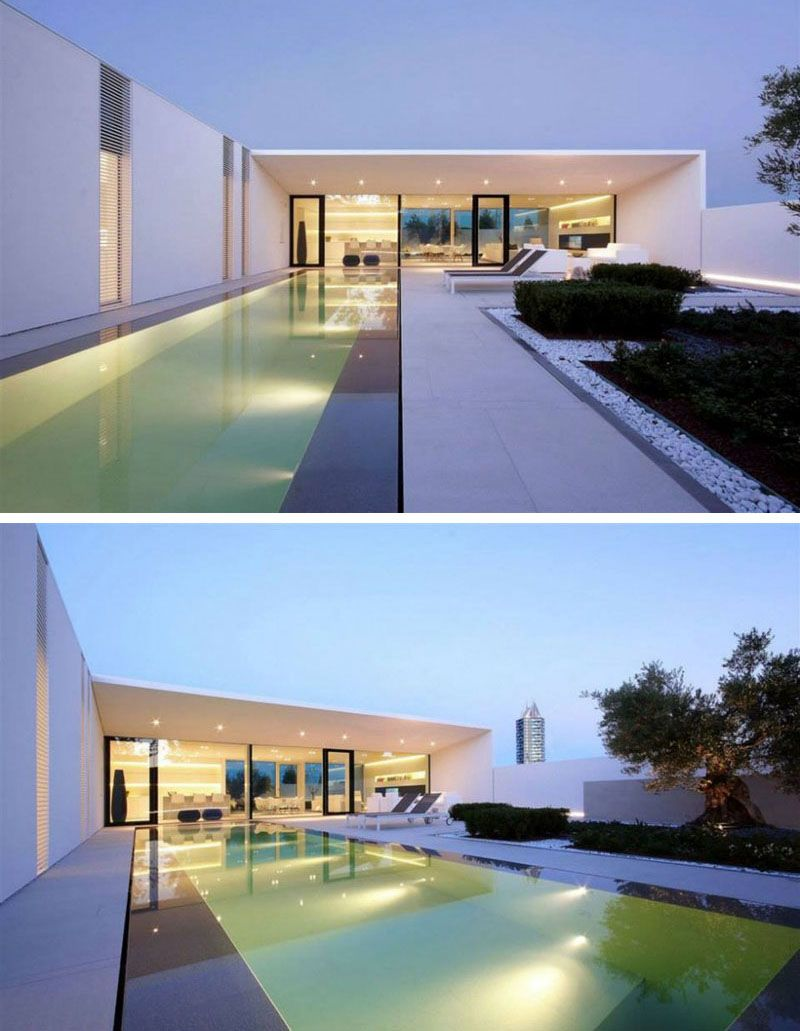 15 Examples Of Single Story Modern Houses